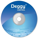 Software Deggy Control 2018 5.3 CD